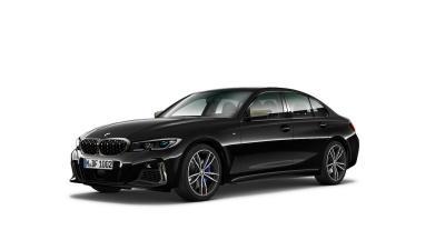 BMW Série 3 | les photos presse en fuite