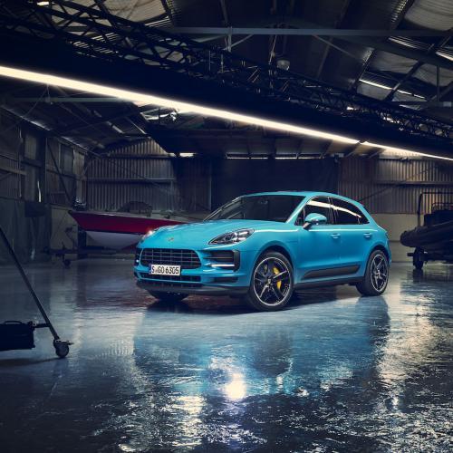 Porsche Macan | les photos officielles du restylage (2018)