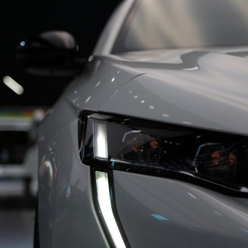 Peugeot 508 Hybrid | nos photos depuis le Mondial de l'Auto 2018