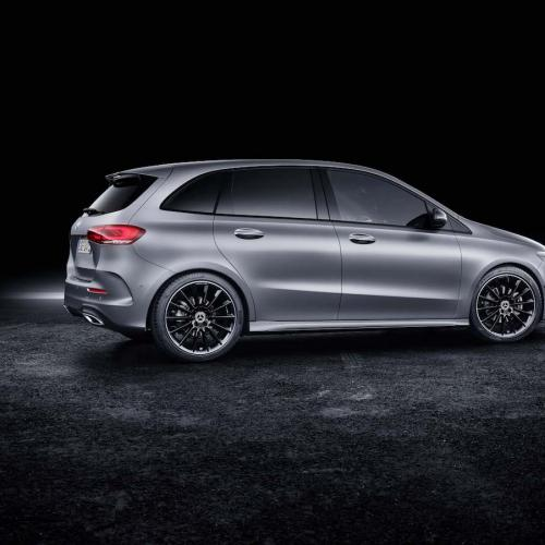 Mercedes Classe B | les photos officielles