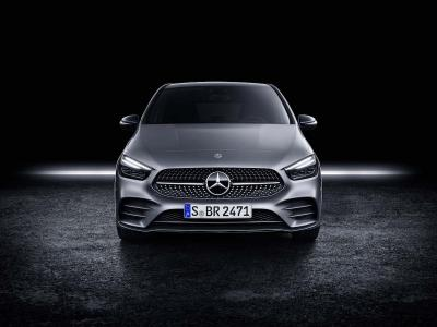Mercedes Classe B   les photos officielles