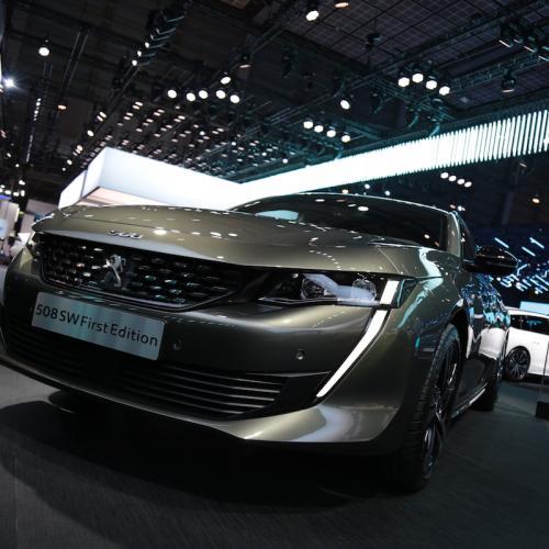 Peugeot 508 SW First Edition | nos photos depuis le Mondial de l'Auto 2018