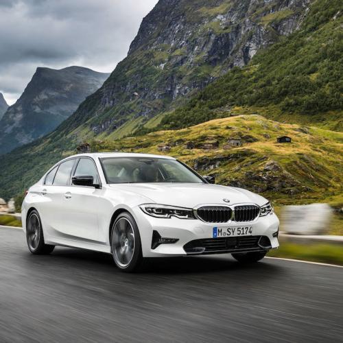 BMW Série 3 | les photos officielles