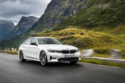 BMW Série 3   les photos officielles