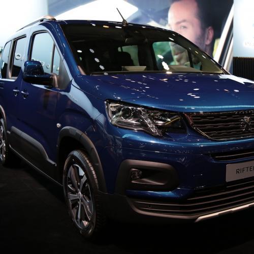 Peugeot Rifter Allure | nos photos depuis le Mondial de l'Auto 2018