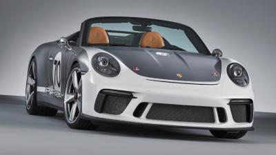 Porsche 911 Speedster | les photos officielles du concept