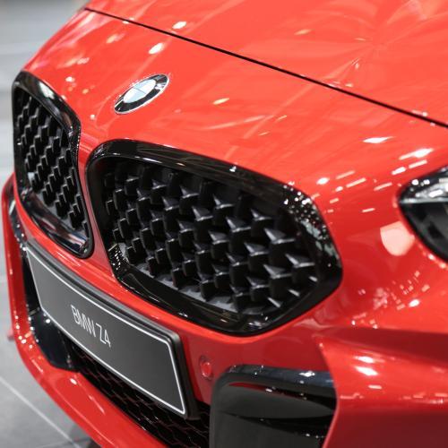 BMW Z4  nos photos depuis le Mondial de l'Auto 2018