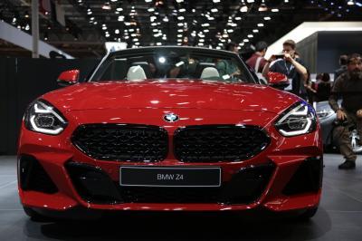 BMW Z4| nos photos depuis le Mondial de l'Auto 2018