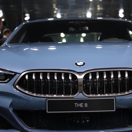 BMW Série 8 | nos photos de la GT au Mondial de l'Auto 2018