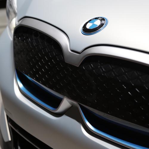 BMW iX3 | nos photos depuis le Mondial de l'Auto 2018