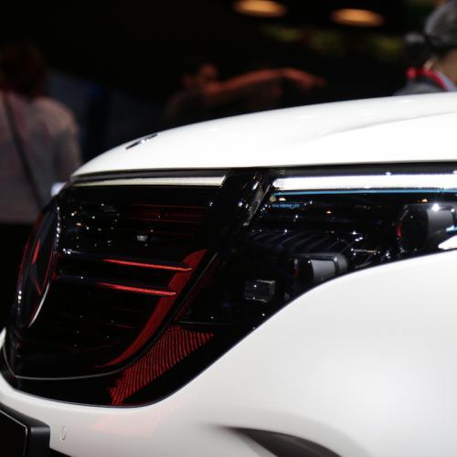 Mercedes EQC | nos photos depuis le Mondial de l'Auto 2018