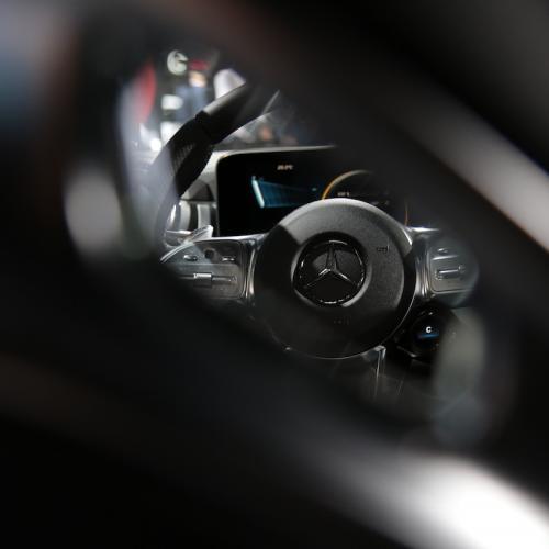Mercedes AMG A 35| nos photos depuis le Mondial de l'Auto 2018