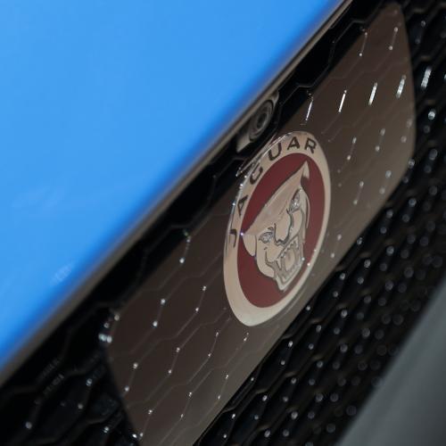 Jaguar F-Pace SVR | nos photos depuis le Mondial de l'Auto 2018