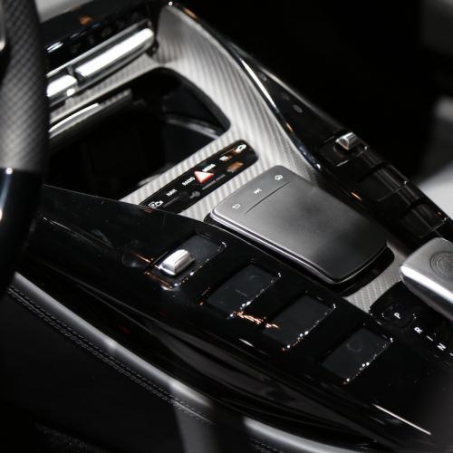 Mercedes AMG GT 43 | nos photos depuis le Mondial de l'Auto 2018