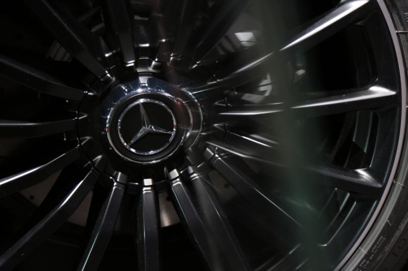 Mercedes AMG GT 43   nos photos depuis le Mondial de l'Auto 2018