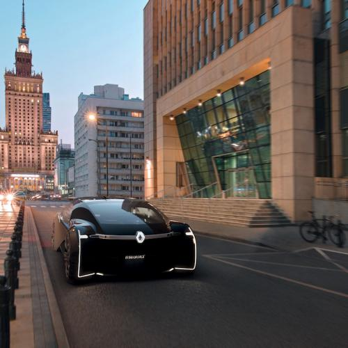 Renault EZ ULTIMO | nos photos depuis le Mondial de l'Auto 2018