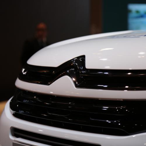 Citroen C5 Aircross Hybrid Concept| nos photos depuis le Mondial de l'Auto 2018