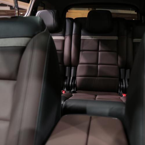 Citroen C5 Aircross   nos photos depuis le Mondial de l'Auto 2018
