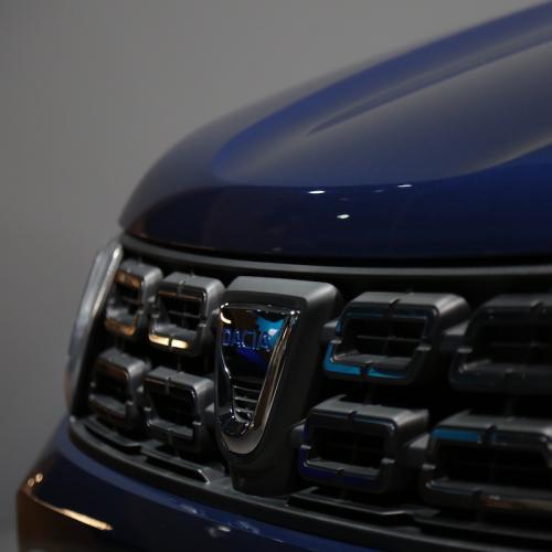 Dacia Duster 1.3 Energy Tce   nos photos depuis le Mondial de l'Auto 2018