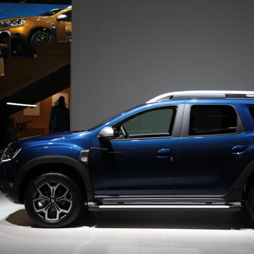 Dacia Duster 1.3 Energy Tce | nos photos depuis le Mondial de l'Auto 2018