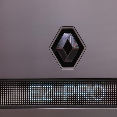 Renault EZ Pro   nos photos depuis le Mondial de l'Auto 2018