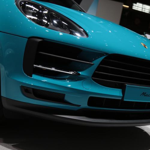 Porsche Macan | nos photos depuis le Mondial de l'Auto 2018