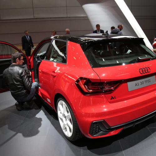 Audi A1 Sportback | nos photos depuis le Mondial de l'Auto 2018