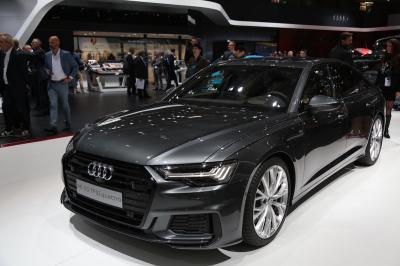 Audi A6 Avant | nos photos depuis le Mondial de l'Auto 2018