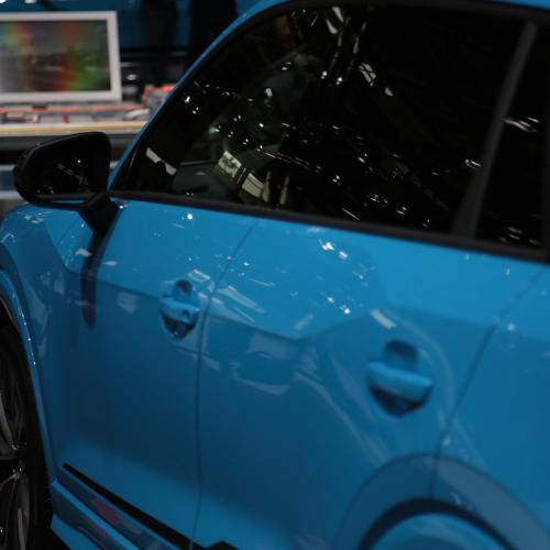 Audi SQ2 | nos photos depuis le Mondial de l'Auto 2018
