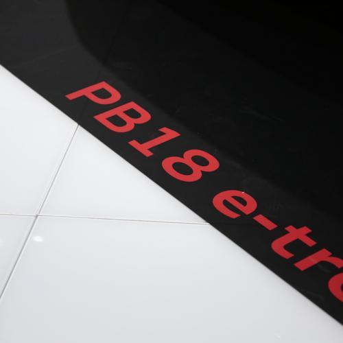 Audi PB18 e-tron | nos photos du concept depuis le Mondial de l'Auto 2018