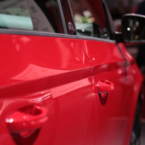 Skoda Fabia restylée | nos photos depuis le Mondial de l'Auto 2018