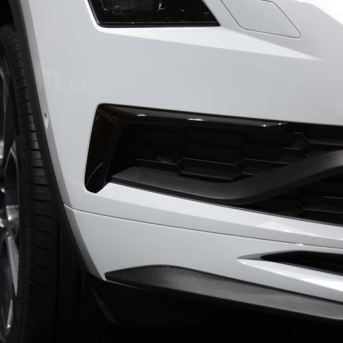 Skoda Kodiaq RS | nos photos depuis le Mondial de l'Auto 2018