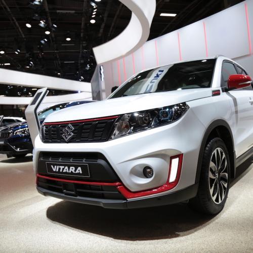 Suzuki Vitara| nos photos depuis le Mondial de l'Auto 2018