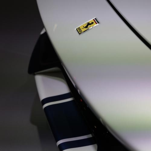 Ferrari 488 Pista Spider| nos photos depuis le Mondial de l'Auto 2018