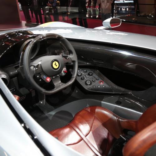 Ferrari Monza SP1| nos photos depuis le Mondial de l'Auto 2018