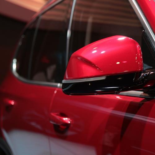 Vinfast Lux SA (SUV)| nos photos depuis le Mondial de l'Auto 2018