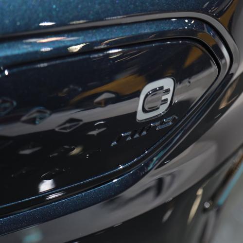 KIA e-Niro | nos photos depuis le Mondial de l'Auto 2018