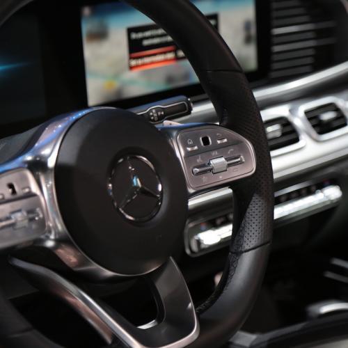 Mercedes GLE | nos photos depuis le Mondial de l'Auto 2018
