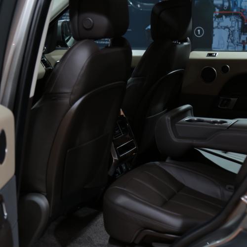 Range Rover Sport Hybride rechargeable | nos photos depuis le Mondial de l'Auto 2018