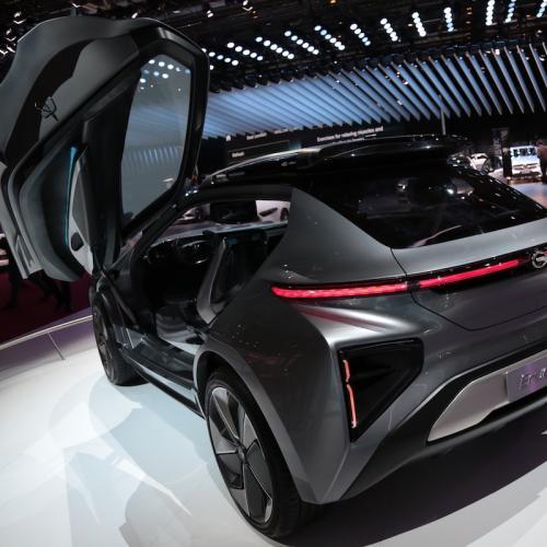 GAS Enverge Concept | nos photos depuis le Mondial de l'Auto 2018