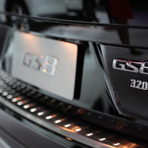 GAC GS8 | nos photos depuis le Mondial de l'Auto 2018
