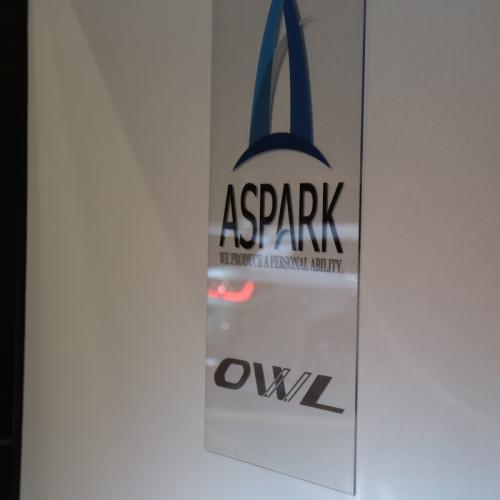 Aspark Owl | nos photos depuis le Mondial de l'Auto 2018