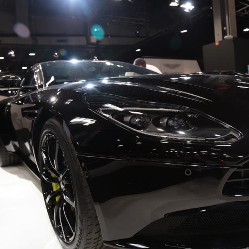 Aston Martin DB11 | nos photos depuis le Mondial de l'Auto 2018