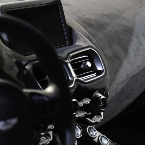 Aston Martin Vantage | nos photos depuis le Mondial de l'Auto 2018