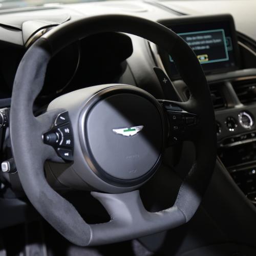 Aston Martin DBS Superleggera | nos photos depuis le Mondial de l'Auto 2018