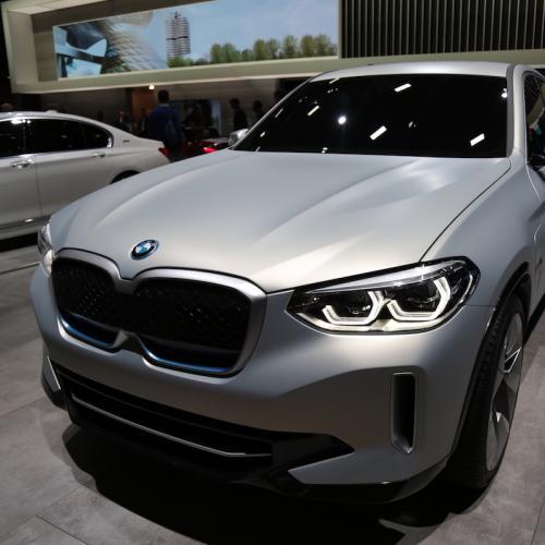 BMW | toutes les nouveautés du Mondial de l'Auto 2018