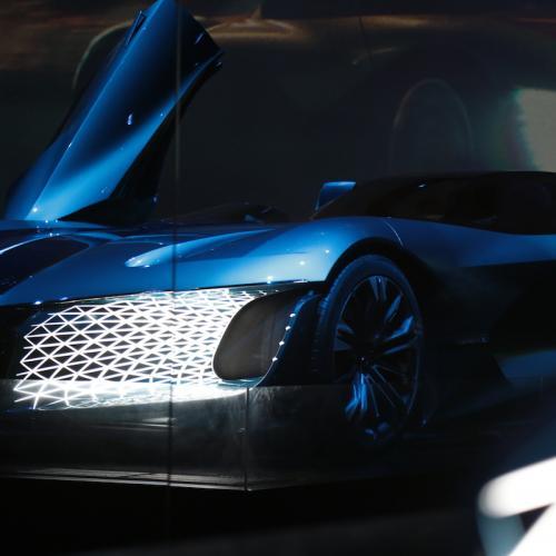 DS X E-Tense   toutes les nouveautés du Mondial de l'Auto 2018