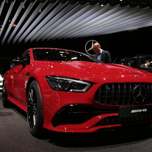 Mercedes | toutes les nouveautés du Mondial de l'Auto 2018