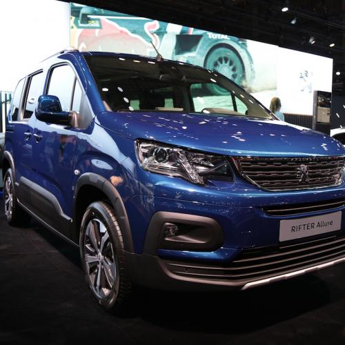 Peugeot | toutes les nouveautés du Mondial de l'Auto 2018