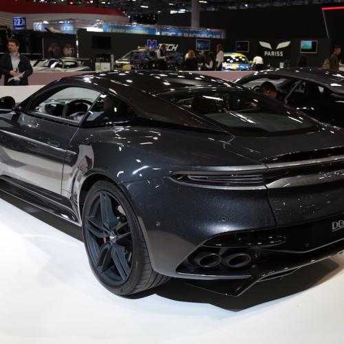 Aston Martin | toutes les nouveautés du Mondial de l'Auto 2018